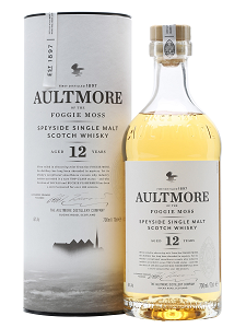Aultmore 12yo Scotch single malt whisky