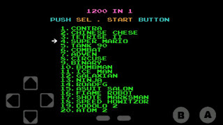 Download Game NES 1200 In 1 Apk Full v5.36 Terbaru