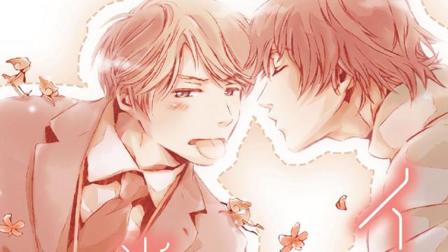 Novela yaoi 'Yes ka No ka Hanbun ka' tendrá adaptación animada