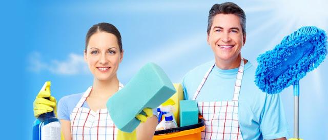 Her Türlü Temizlikte Hizmetteyiz