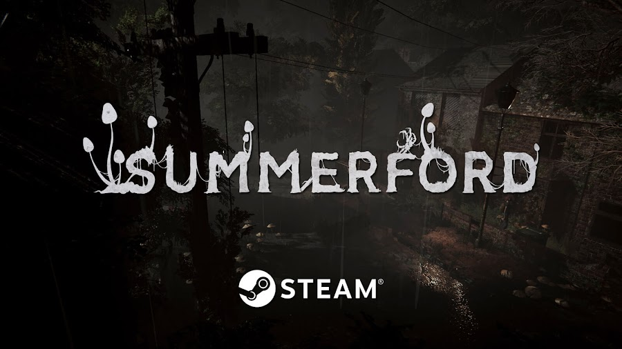 summerford teaser trailer indie survival horror game noisy valley studio resident evil silent hill