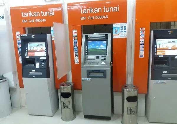Setor Tunai di ATM BNI Transaksi Gagal Uang Tidak Keluar