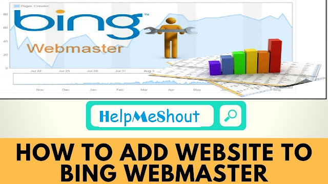 How to submit Website URL To Bing Webmaster Tools
