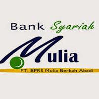 Payung Golf  BPRS Mulia Berkah Abadi (Bank Syariah)