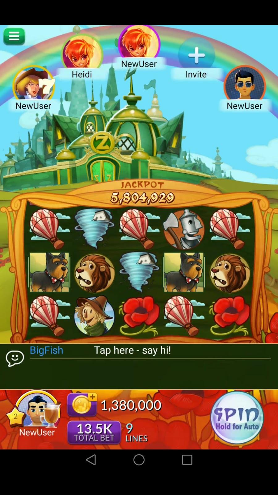 Jackpot City Fb
