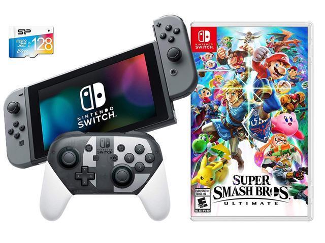 Sorteio de um Nintendo Switch + Super Smash Bros. Ultimate!