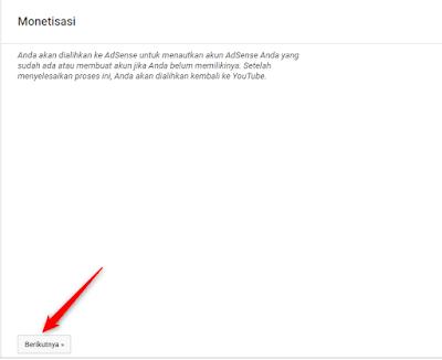 Cara Monetisasi Akun YouTube Lengkap Dengan Gambar