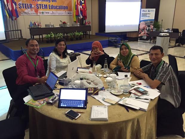Kursus Stelr - Stem Education Di Bandung Hari 05