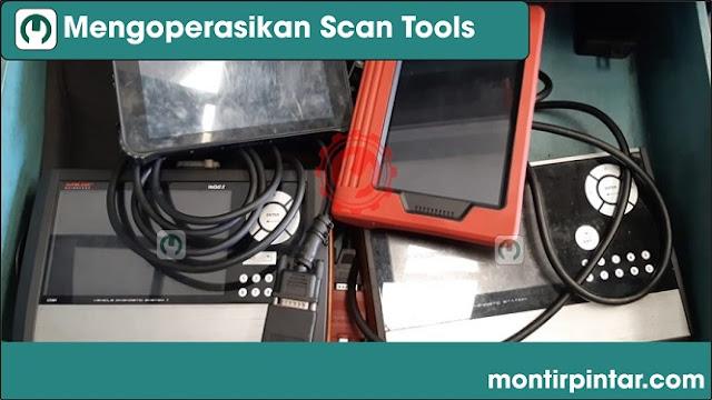 kompetensi ototronik mengoperasikan scan tools