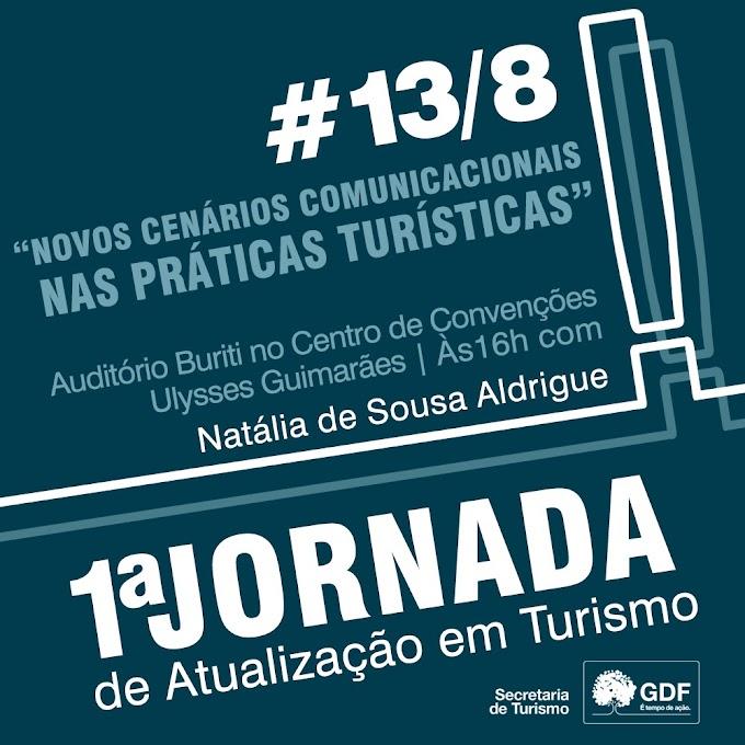Influenciadores: Uso das mídias sociais no Turismo é tema de palestra da Setur