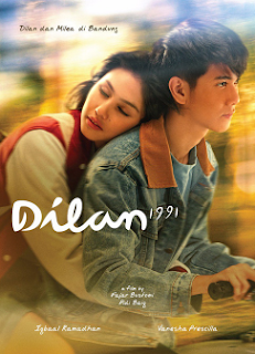 Dilan 1991 Full Movie Indoxxi