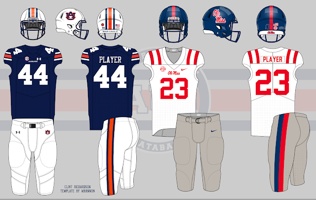2017 auburn football ole miss