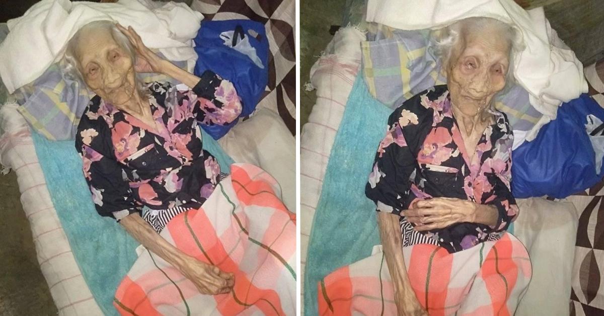 111-anyos na centenarian, hindi pa natatanggap ang kanyang cash gift na P100k; Apo, umapela ng tulong