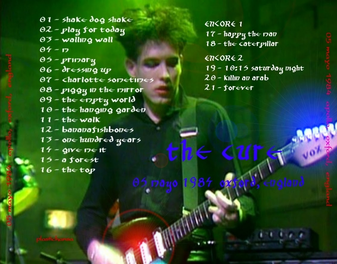 The cure bootlegs download