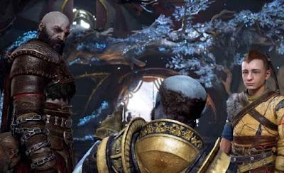 God Of War Ragnarök Konfirmasi Kembalinya One-Shot Camera