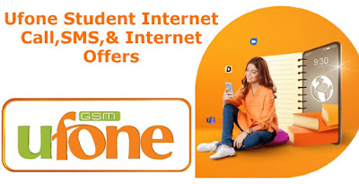 Ufone Student Offer Call SMS & Internet Details