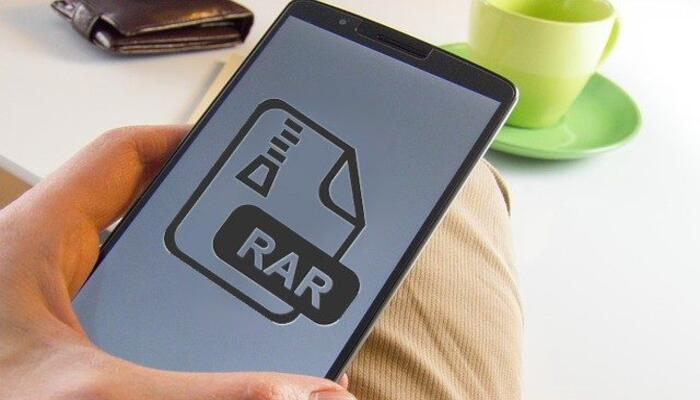 How to Unzip Files on Android Phone by RAR App