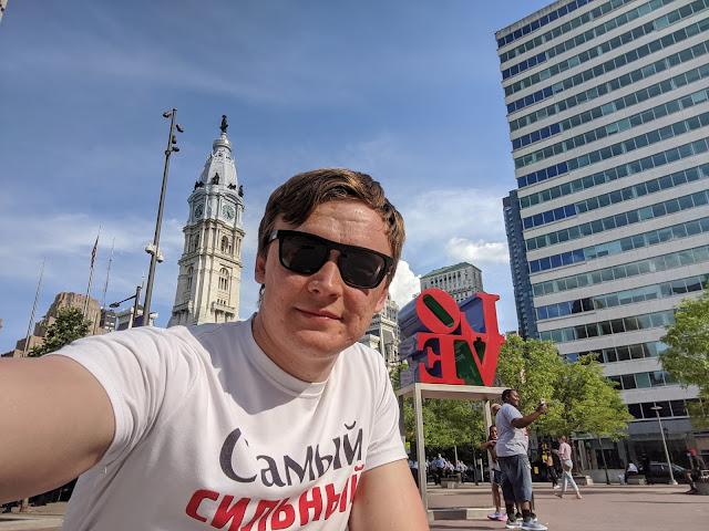 Русский Блогер в США Ютуб
