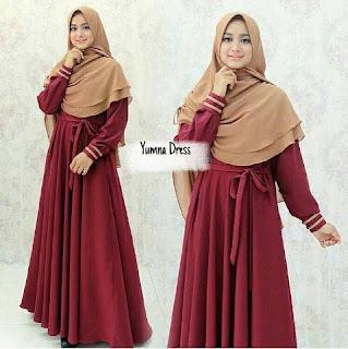Foto Koleksi Pribadi BajuReady.Com - Baju Muslim - Baju Muslimah - Baju Gamis