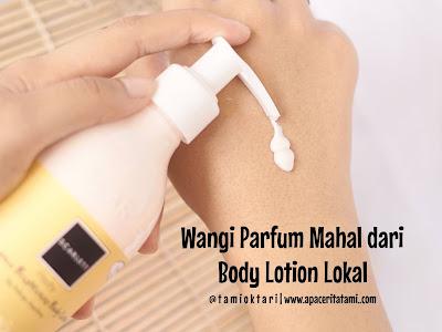 Varian Terbaru Scarlett Fragrance Brightening Body Lotion - Freshy | Wanginya Mirip Jo Malone