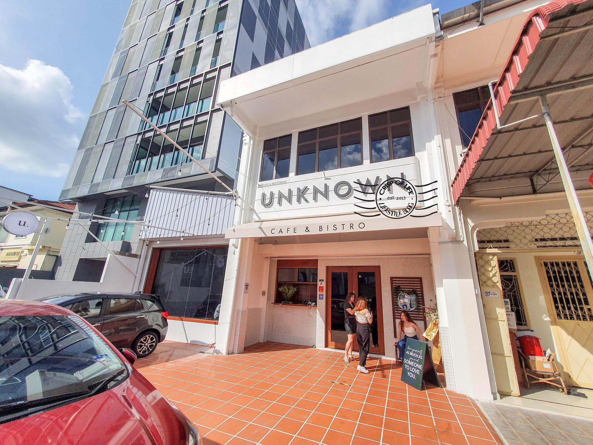 Unknown Cafe @ Jalan Pahang, Penang