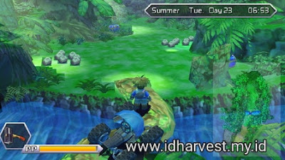Walkthrough Harvest Moon: Innocent Life Summer Minggu Keempat