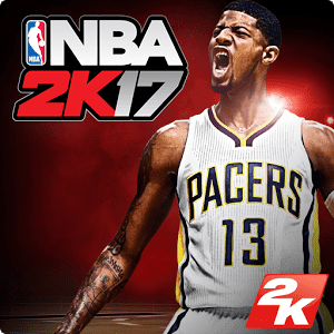 NBA 2K17 0.0.27 (Original & Mod Money) Apk + Data