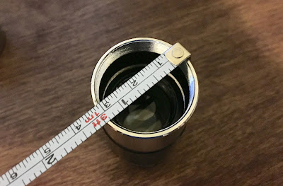 eyepiece barrel diameter