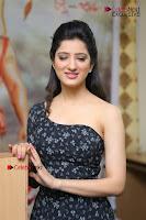 Telugu Actress Richa Panai Stills in One Shoulder Floral Long Dress at Rakshaka Bhatudu Movie Interview  0212.JPG