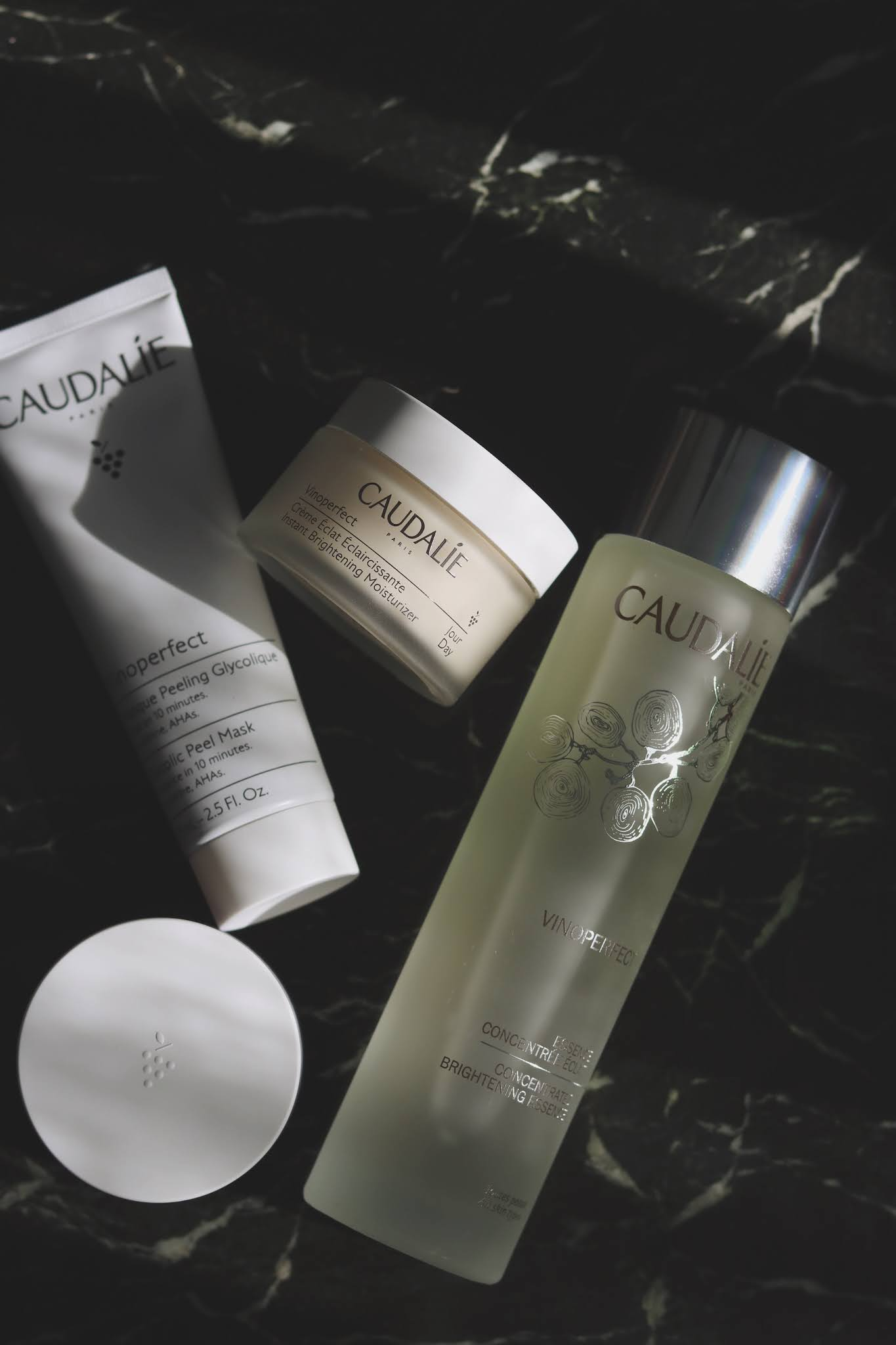caudalie vinoperfect review