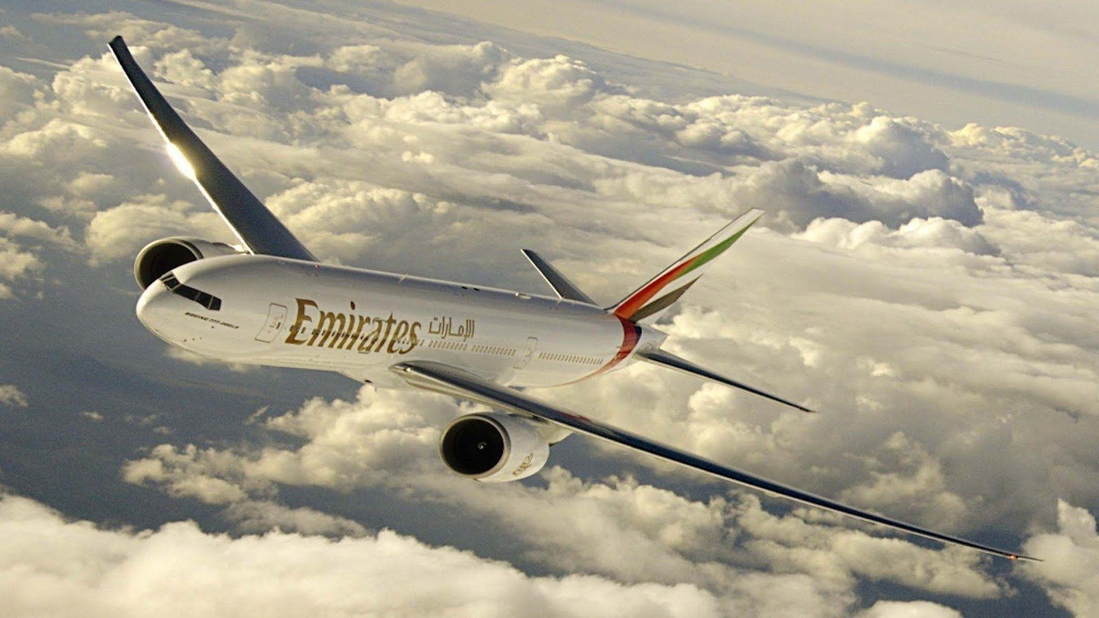 Boeing 777 wallpapers