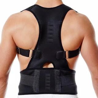 Postur Corrector Alat Therapy Terapi Penegak Punggung Power Magnetic