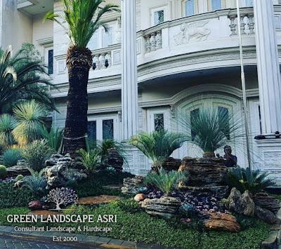 Tukang Taman Pakuwon City Surabaya Barat | Jasa Kontraktor Taman Pakuwon City Surabaya Barat
