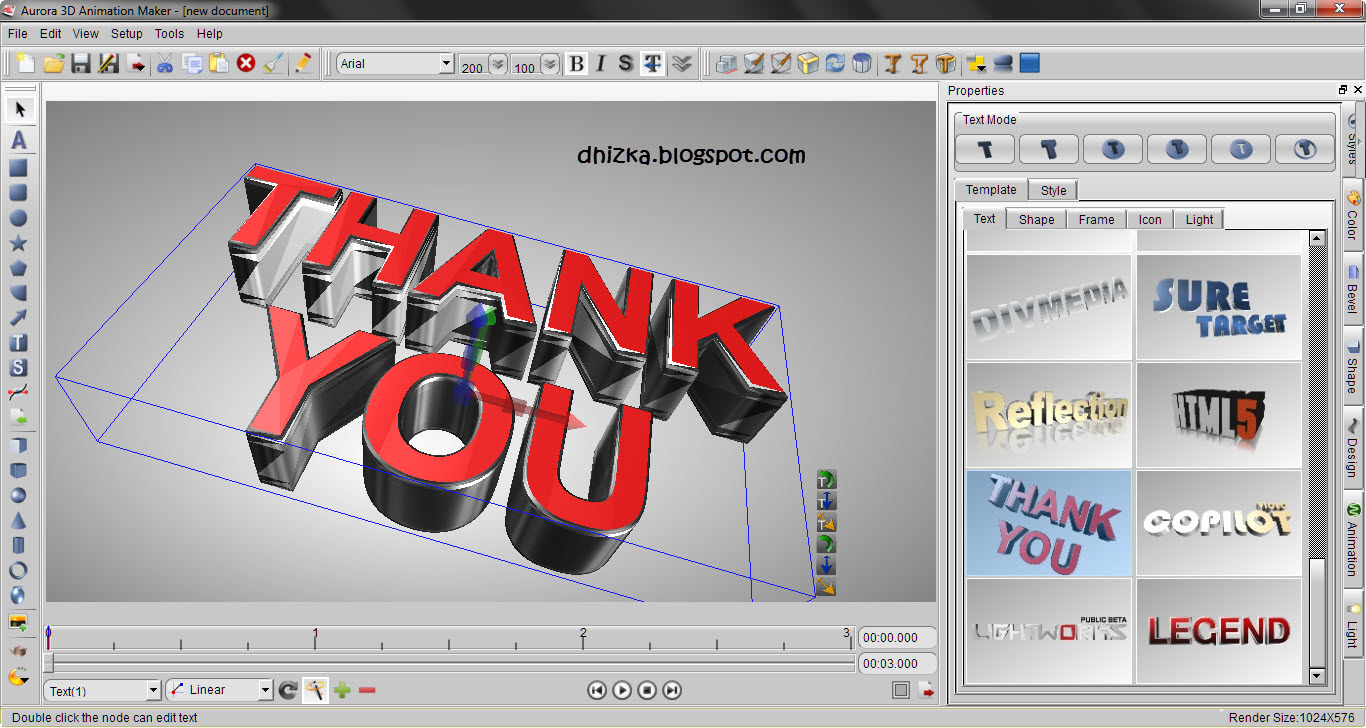 Aurora 3D Animation Maker With Crack Free Download - VICTECH