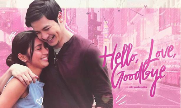 'Hello, Love, Goodbye' hits P800 million mark