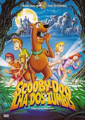 Scooby Doo%2BNa%2BIlha%2Bdos%2BZumbis Download Scooby Doo Na Ilha dos Zumbis   DVDRip Dublado Download Filmes Grátis