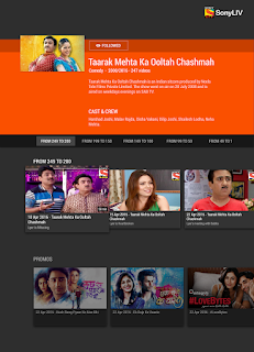 SonyLIV For Android TV v1.1.7 Premium Subscribed APK is Here !