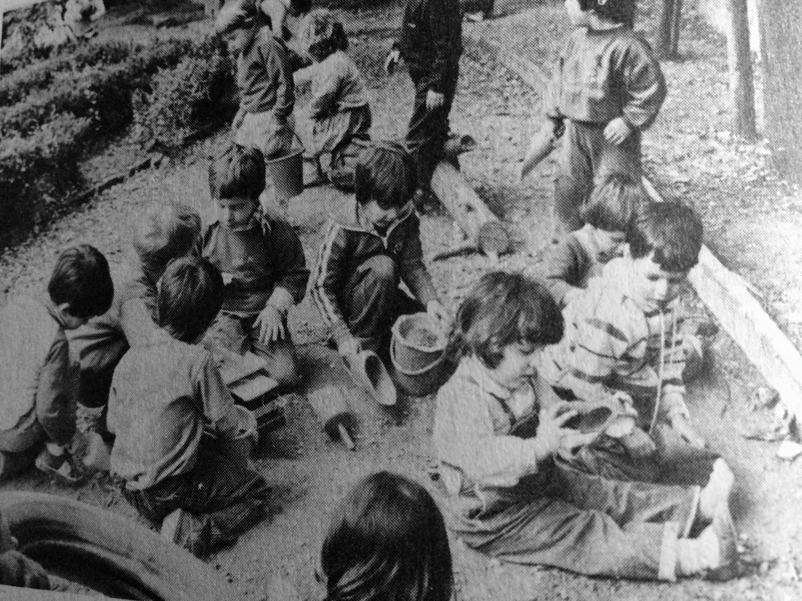 """Giochi all'aperto nella Scuola per l'infanzia """"M.Fasolo"""" Firenze - foto 4"""