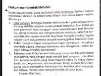 Wajibnya Khilafah Menurut Keterangan Ulama Nusantara KH. Sulaiman Rasjid