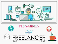 Plus-minus jadi freelancer