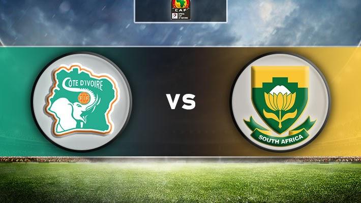 مشاهدة مباراة ساحل العاج و جنوب إفريقيا 24-06-2019 كأس أمم إفريقيا