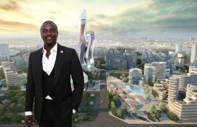 Projets, Akon, city, ville, programme, habitat, social, logement, accroissement, population, urbaine, aménagement, énergie, développement, infrastructure, LEUKSENEGAL, Dakar, Sénégal, Afrique