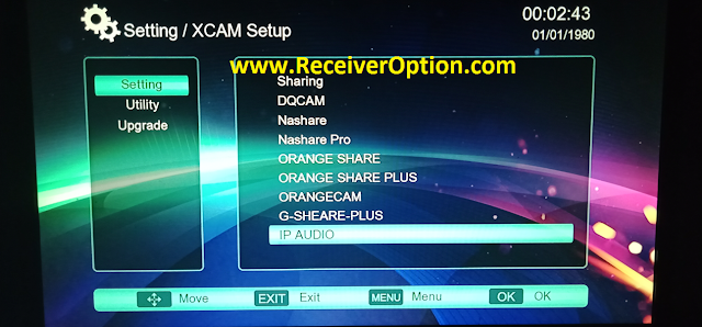 HEVC H 265 1507G 1G 8M NEW SOFTWARE WITH ECAST & ORANGE IPTV OPTION