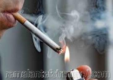 Mimpi Menghisap Rokok