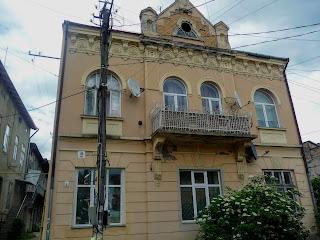 Дрогобыч. Ул. Гончарская, 1. 1904 г. Памятник архитектуры