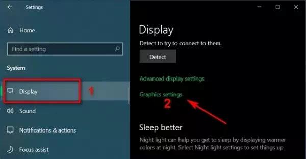 Cara Setting GPU Untuk Aplikasi Tertentu di Windows 10-2