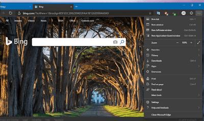 Chromium Microsoft Edge قد يصبح مستعرض Windows الافتراضي في تحديث 20H1