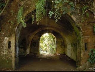 Benteng Karang Bolong Cilacap