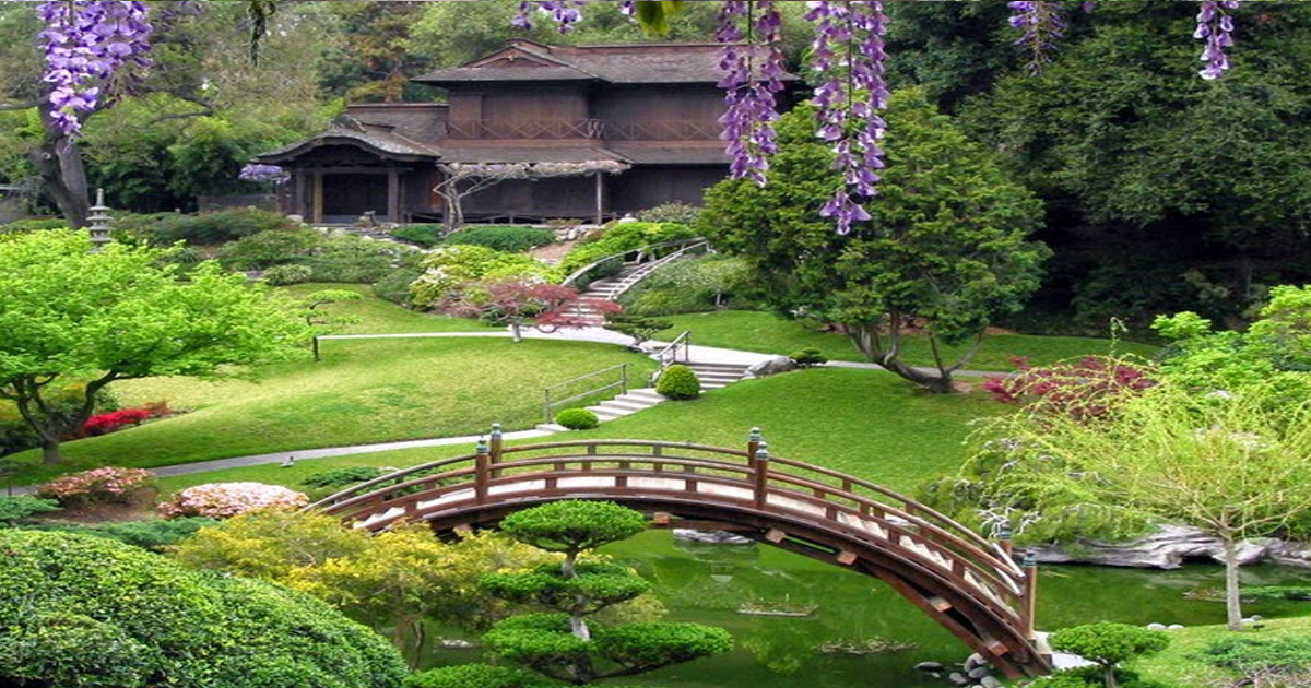 Ý tưởng thiết kế khu vườn nhỏ đẹp nhất
