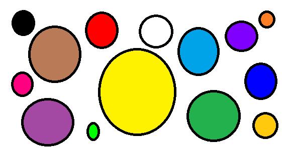 Almanca renkler ve Türkçe anlamları